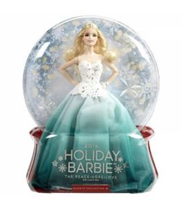 Giocattolo Barbie Magia delle Feste 2016 Mattel 1