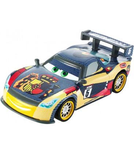 Giocattolo Cars Carbon Racers. Miguel Camino Mattel 1