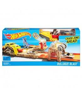 Giocattolo Hot Wheels. Pista Bulldoze Blast Hot Wheels 1