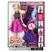 Giocattolo Barbie Fashion and Beauty. Cambia Look Bionda Mattel 1
