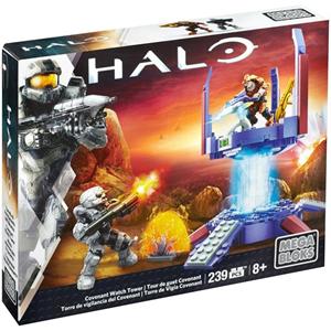 Giocattolo Mega Bloks. Halo. Torretta Cecchini dell'Alleanza Mega Bloks 4
