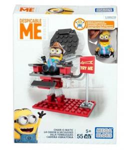 Giocattolo Mega Bloks. Minions. Playset Medio A Mega Bloks 1