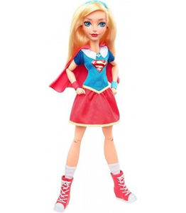 Giocattolo Mattel DLT63. Dc Super Hero Girls. Action Doll 30 Cm Supergirl Mattel 1