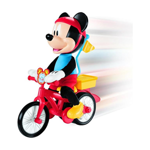 Giocattolo Topolino Silly Cycling Mattel 1