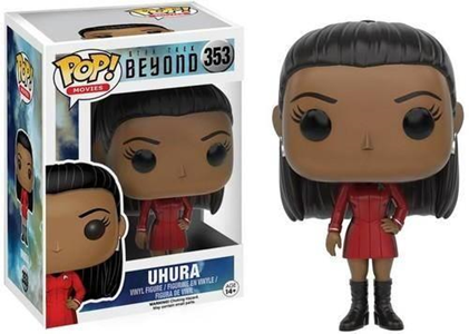 Giocattolo Action Figure Funko. Pop! Movies. Star Trek Beyond. Uhura Funko 1