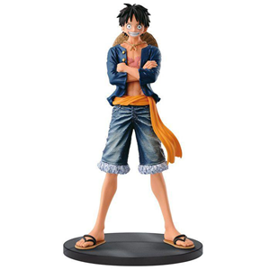 Giocattolo Figure One Piece Rubber Jeans. Blue Banpresto 2