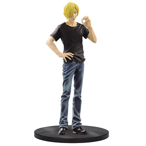 Giocattolo Figure One Piece Sanji Jeans. Black Banpresto 2