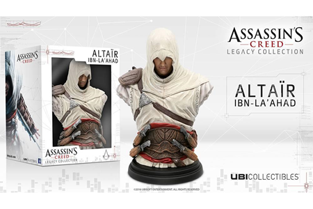 Giocattolo Assassin's Creed Busto Altair Ubisoft 2
