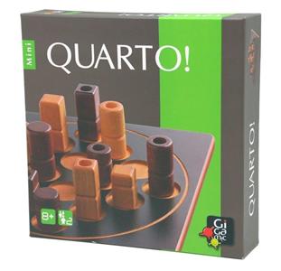 Giocattolo Quarto Mini Gigamic 1
