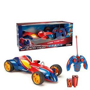 Giocattolo RC Auto Spiderman Simba Toys 1