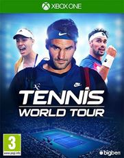 Videogiochi Xbox One Tennis World Tour - XONE