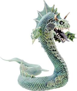 Giocattolo Il Grande Drago dei Mari Verde Plastoy 1