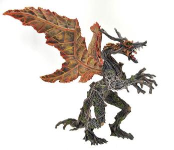 Giocattolo Dragons. Drago autunno Plastoy 1