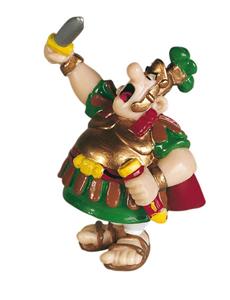 Giocattolo Asterix. Centurione con la spada Plastoy 1