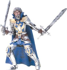 Giocattolo Cavalieri: il Cavaliere Blu Plastoy 1