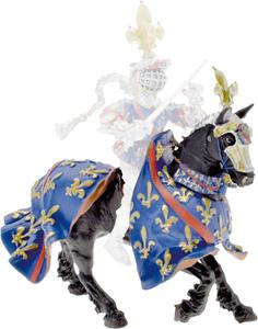 Giocattolo Cavalieri: Cavallo del Duca di Bourbon Plastoy 1