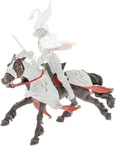 Giocattolo Cavalieri: Cavallo del Ducadi Bretagna Plastoy 1