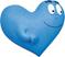 Giocattolo Magnete Barbapapà Cuore Blu Plastoy 1