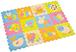 Giocattolo Tappeto Puzzle Animali 12 Pezzi Ludi 2