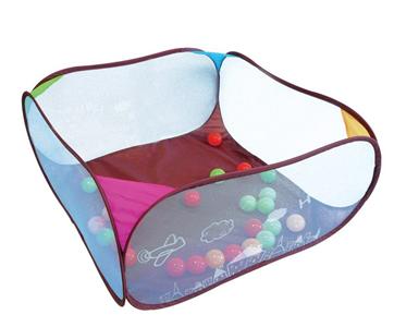Giocattolo Area Gioco Cioccolato con Palline Colorate Ludi 2