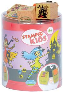 Giocattolo Stampo Kids. Streghe AladinE 2