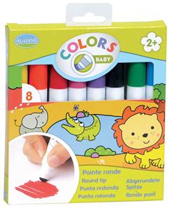 Giocattolo Colors. Pennarelli (2Y) AladinE 2