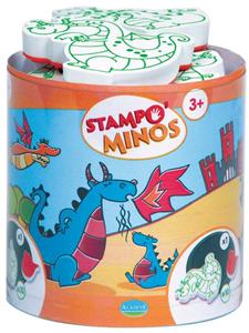 Giocattolo Stampo Minos. Draghi AladinE 2