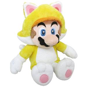 Giocattolo Peluche Mario Gatto Nintendo 2