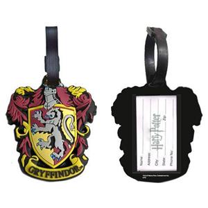 Giocattolo Harry Potter. Etichetta Bagaglio Grifondoro Noble Collection 1