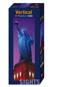 Giocattolo Puzzle Sights Statue of Liberty Heye 2