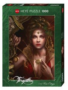 Giocattolo Puzzle Forgotten Ortega Gold Jewellery Heye 2