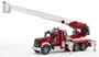 Giocattolo Camion Mack Pompieri con scala (02821) Bruder 1