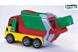 Giocattolo Roadmax camion immondizia Bruder 1