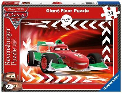 Giocattolo Puzzle Pavimento. Francesco, Cars 2 Ravensburger 2
