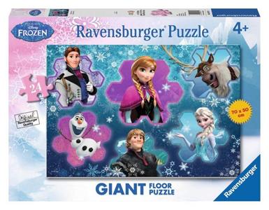 Giocattolo Puzzle Frozen Ravensburger Ravensburger 2