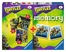 Giocattolo Multipack memory + 3 puzzle Ninja Turtles Ravensburger 4