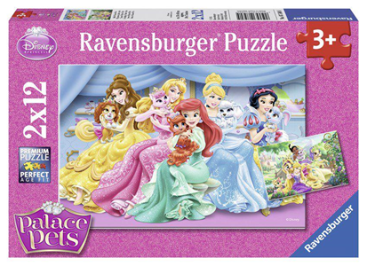 Giocattolo Puzzle Palace Pets Ravensburger Ravensburger 4