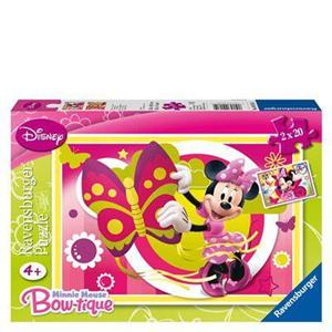 Giocattolo Puzzle Una giornata con Minnie Ravensburger 3