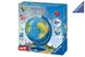 Giocattolo Mappamondo infantile 180 pezzi. 3D Globo Ravensburger 1