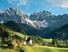 Giocattolo Puzzle 2000 pezzi Dolomiti Ravensburger 2