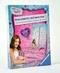Giocattolo Braccialetti Violetta Ravensburger 1