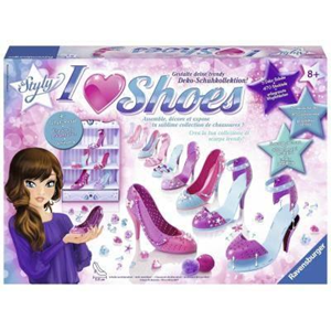 Giocattolo So Styly I Love Shoes Ravensburger 4