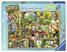 Giocattolo Puzzle Colin Thompson, The gardener's cupboard Ravensburger Ravensburger 1