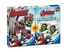 Giocattolo Multipack memory + 3 puzzle Avengers Ravensburger 1