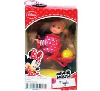 Giocattolo Evi Love Minnie con Triciclo Toys Market 1