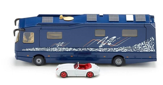 Giocattolo Die Cast Camper Mobil Perfomance (1943) Siku 1
