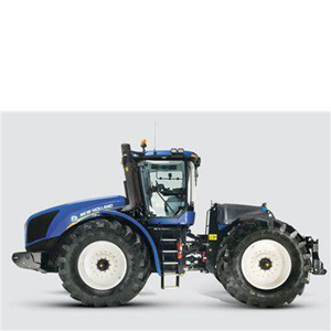Giocattolo Die Cast trattore New Holland T9000 (1983) Siku 1