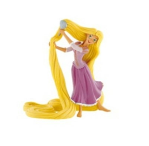 Giocattolo Disney Rapunzel figures. Rapunzel con spazzola Comansi 1