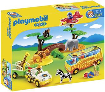 Giocattolo Playmobil 1-2-3. Zoo Safari (5047) Playmobil 2