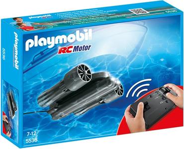 Giocattolo Playmobil motore radiocomandato subacqueo (5536) Playmobil 2
